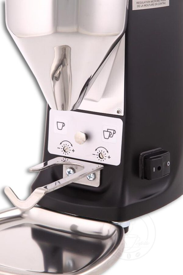 Mazzer Mini Electronic B zwart