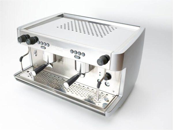 IBERITAL Intenz 2-groep espresso-Siebträgermaschine