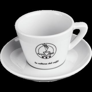 Espresso Perfetto Cappuccino kop, Carla