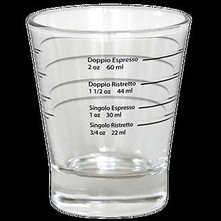 Espresso Shotglas vdglass